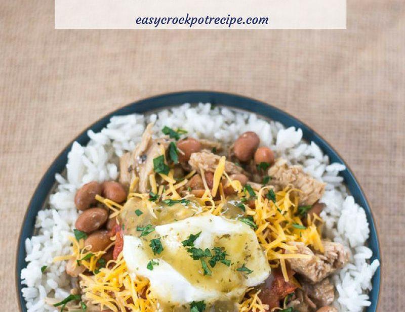 Crock Pot Pork Chalupas recipe
