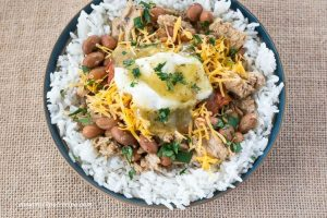 Mexican style Crock Pot Pork Chalupas recipe